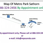 Map Of Metro Park