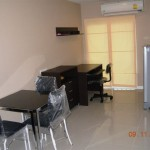 New Dining Area 150x150 Fully Furnished One bedroom condo for rent at 8,000 baht per month only